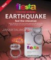 Fiesta Kondom Earthquake